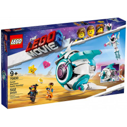 SWEET MAYHEM SYSTAR STARSHIP LEGO MOVIE 2 BOX 70830