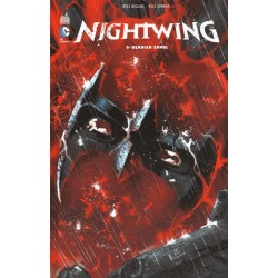 NIGHTWING T5 - DERNIER ENVOL