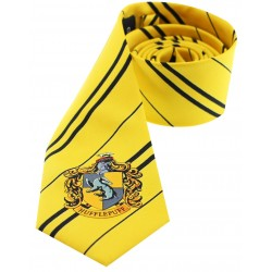 HARRY POTTER HUFFLEPUFF CRAVATE