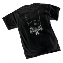 BATMAN COWL DC COMICS T SHIRT SIZE SMALL