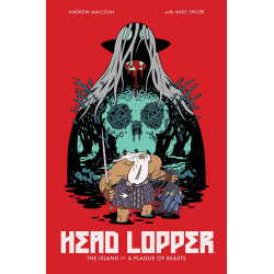 HEAD LOPPER TP VOL 1 ISLAND OR A PLAGUE OF BEASTS