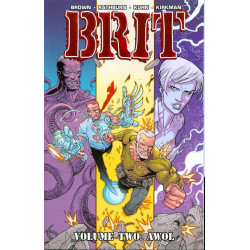 BRIT TP VOL 2 AWOL