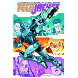 TECH JACKET TP VOL 2