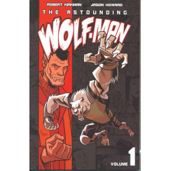 ASTOUNDING WOLF MAN TP VOL 1