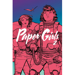 PAPER GIRLS TP VOL 2