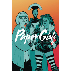 PAPER GIRLS TP VOL 4