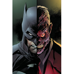 BATMAN DETECTIVE COMICS TP VOL 9 DEFACE THE FACE