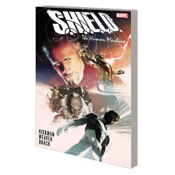 SHIELD BY HICKMAN WEAVER TP HUMAN MACHINE