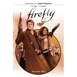 FIREFLY HC VOL 1 UNIFICATION WAR