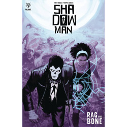 SHADOWMAN 2018 TP VOL 3 RAG BONE