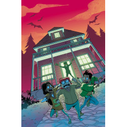 GOOSEBUMPS HORRORS OF THE WITCH HOUSE 1 FENOGLIO