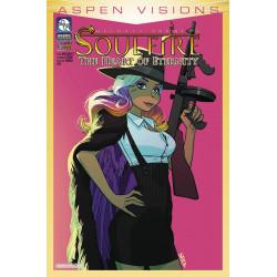 ASPEN VISIONS SOULFIRE HEART OF ICE 1 CVR B GUNNELL