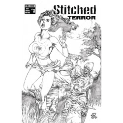 STITCHED TERROR 3 FIFTY SHADES TORTURE