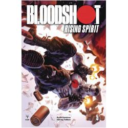 BLOODSHOT RISING SPIRIT 5 CVR A MASSAFERA