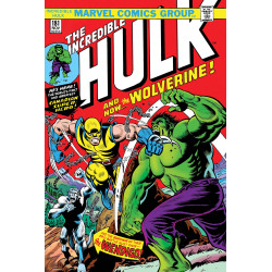 INCREDIBLE HULK 181 FACSIMILE EDITION