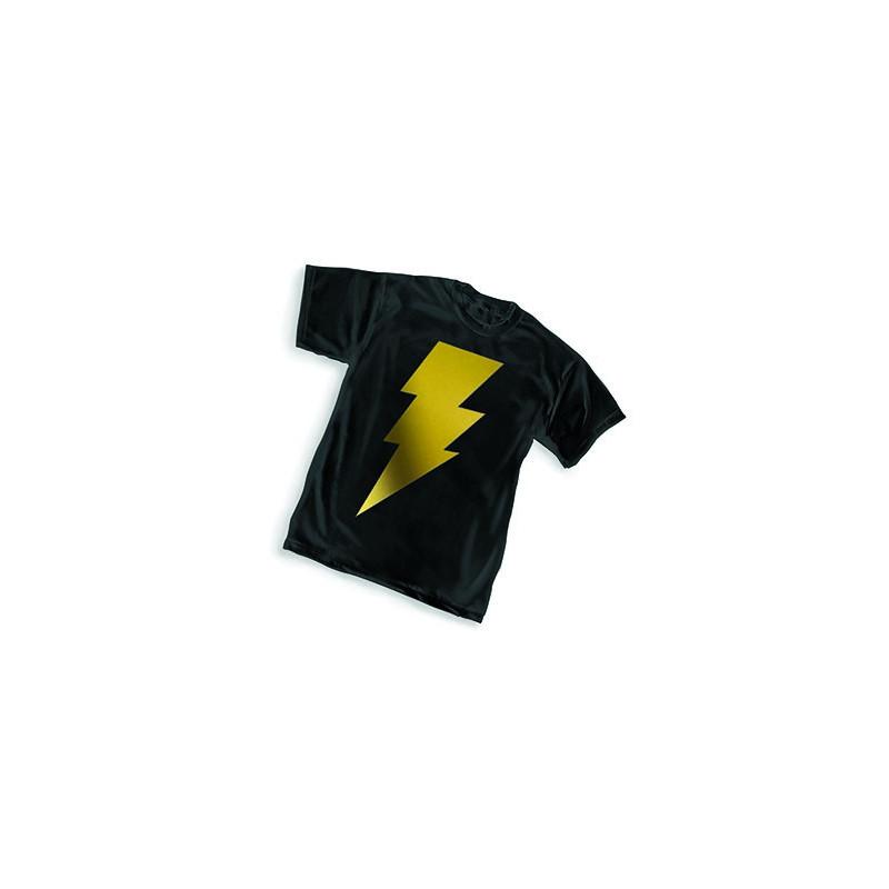 shazam black adam symbol dc comics t shirt size small