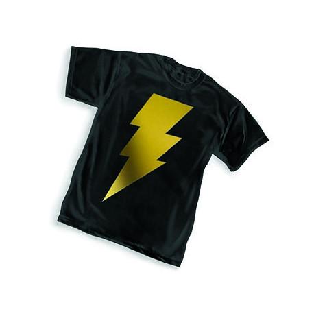 shazam black adam symbol dc comics t shirt size extra