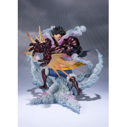 LUFFY GEAR 4 FIGUARTS ZERO ONE PIECE VINYL STATUE