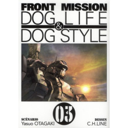 FRONT MISSION DOG LIFE & DOG STYLE T03 - VOL03