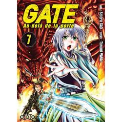 "GATE ""AU DELA DE LA PORTE"" T7"