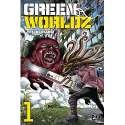GREEN WORLDZ T01