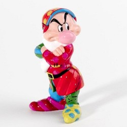 "DISNEY BY BRITTO ""GRUMPY"" MINI STATUE"