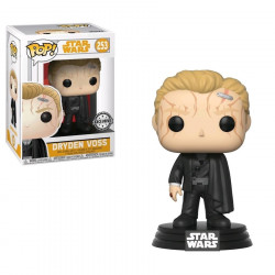 DRYDEN VOSS SOLO STAR WARS POP! VINYL BOBBLE FIGURE