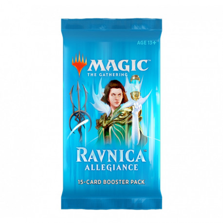 RAVNICA ALLEGIANCE BOOSTER MAGIC THE GATHERING ANGLAIS