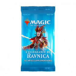 L ALLEGEANCE DE RAVNICA BOOSTER MAGIC THE GATERING FRANCAIS