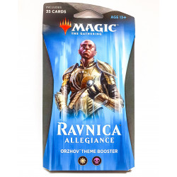 ORZHOV THEME BOOSTERS RAVNICA ALLEGIANCE MAGIC THE GATHERING ANGLAIS