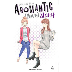 AROMANTIC (LOVE) STORY - TOME 4 - VOL04