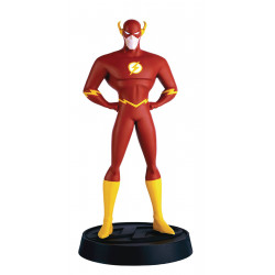 FLASH JUSTICE LEAGUE ANIMATED SERIES COLLECTION NUMBER 7
