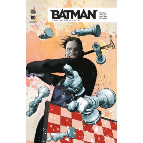 BATMAN REBIRTH TOME 7 - DC REBIRTH