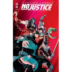 JUSTICE LEAGUE : NO JUSTICE - DC REBIRTH