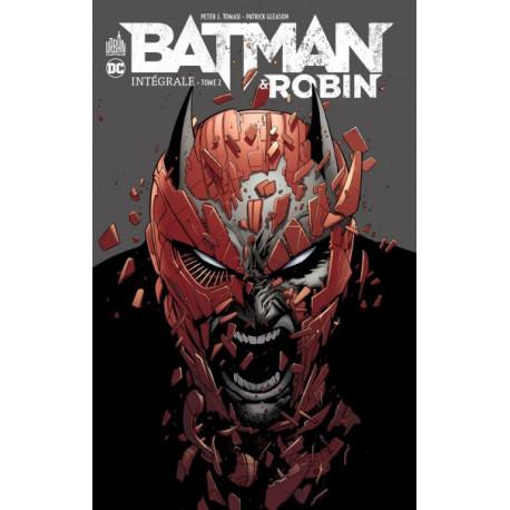 BATMAN & ROBIN INTEGRALE TOME 2 - DC RENAISSANCE