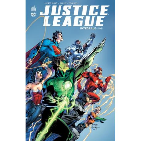 JUSTICE LEAGUE INTEGRALE TOME 1 - DC RENAISSANCE