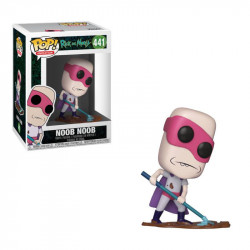 NOOB NOOB RICK AND MORTY POP! ANIMATION VYNIL FIGURE