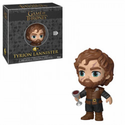 TYRION LANNISTER GAME OF THRONES 5 STAR VINYL FIGURE