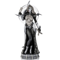 DAWN BLACK AND WHITE BY JOSEPH LINSNER LIMITED EDITION STATUE