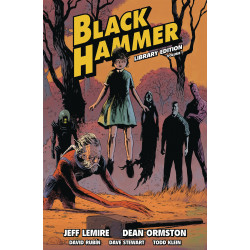 BLACK HAMMER LIBRARY ED HC VOL 1