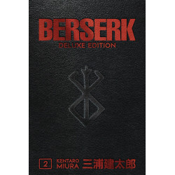 BERSERK DELUXE EDITION HC VOL 2