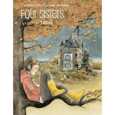 FOUR SISTERS HC VOL 1 ENID
