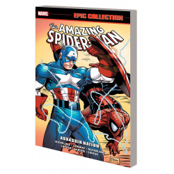 AMAZING SPIDER-MAN EPIC COLLECTION TP ASSASSIN NATION