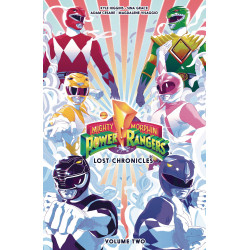 MIGHTY MORPHIN POWER RANGERS LOST CHRONICLES TP VOL 2