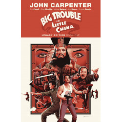 BIG TROUBLE IN LITTLE CHINA LEGACY EDITION TP VOL 1