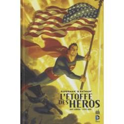 SUPERMAN ET BATMAN: L'ETOFFE DES HEROS