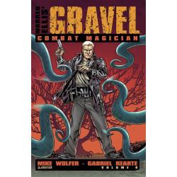 GRAVEL TP VOL 4 COMBAT MAGICIAN