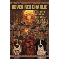 ROVER RED CHARLIE TP VOL 1