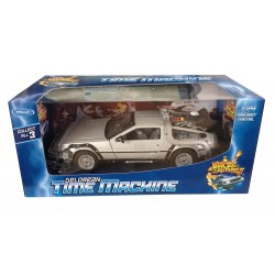 BACK TO FUTURE 2 DELOREAN TIME MACHINE PETIT MODELE