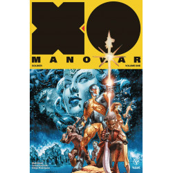 X-O MANOWAR 2017 TP VOL 1 SOLDIER
